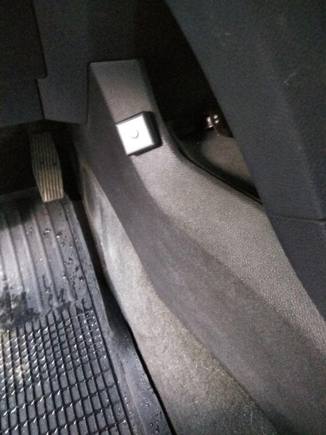 Украинец установил ГБО на гибрид Chevrolet Volt 1