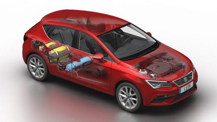 SEAT оснастит хэтчбек Leon турбированным газовым мотором 1