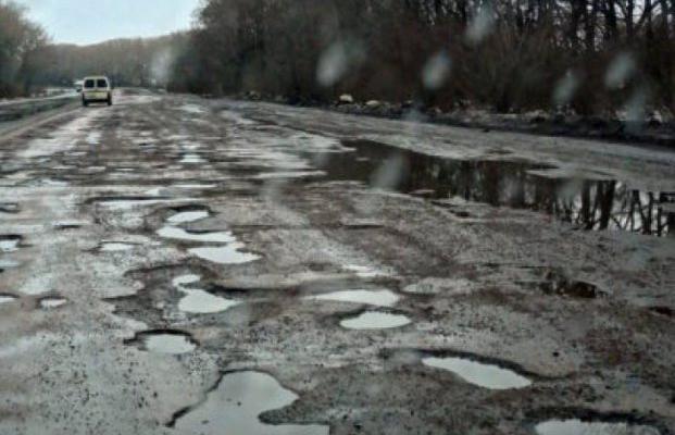 Украинцы назвали регионы с худшими и лучшими дорогами 1