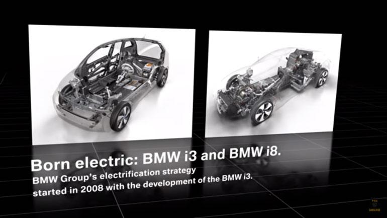 BMW разработала компактный электропривод пятого поколения 1