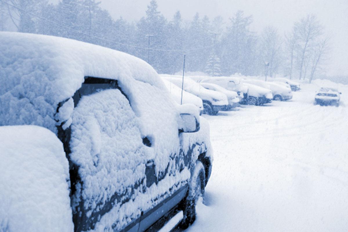 Как снег и мороз могут навредить автомобилю 1
