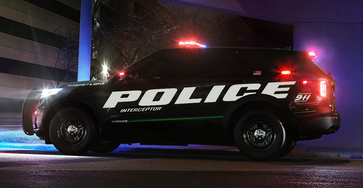 Новый Ford Explorer дебютировал в полицейской форме 2