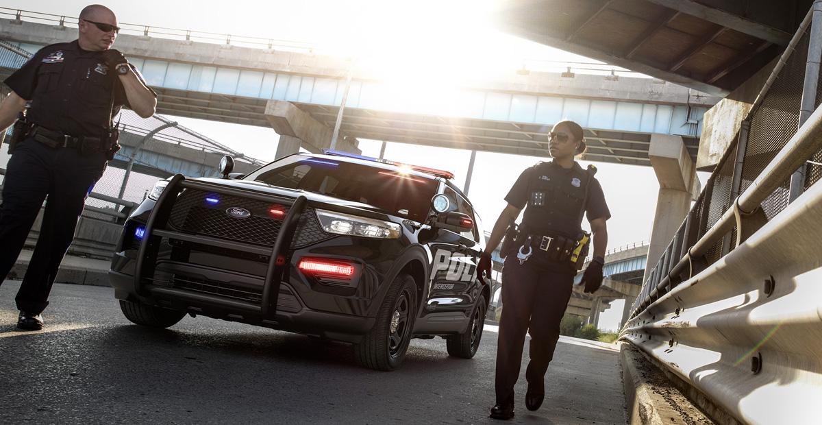 Новый Ford Explorer дебютировал в полицейской форме 3
