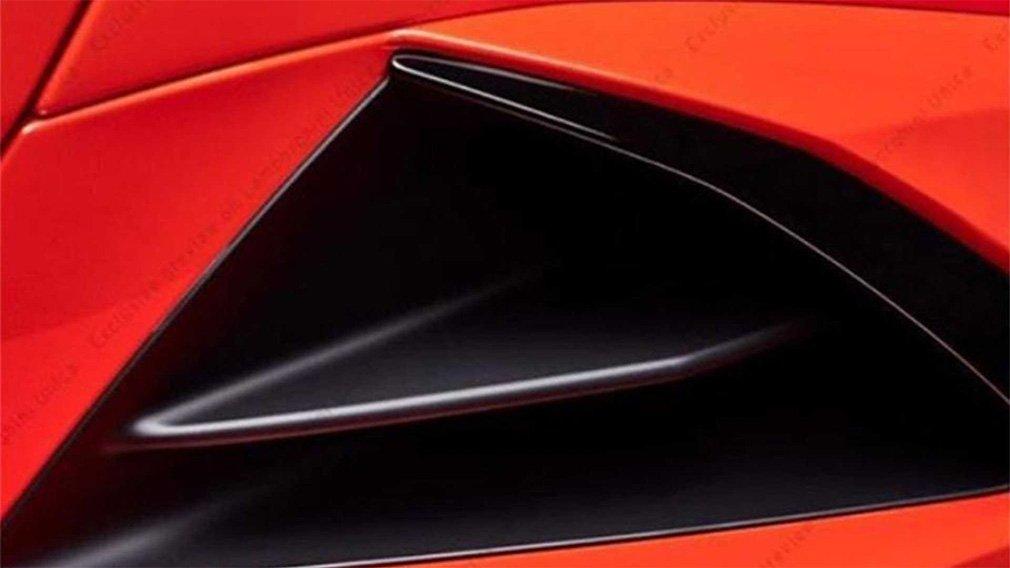 Lamborghini показала первые изображения обновленного Huracan 1