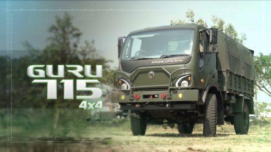 В Украине построили новый армейский грузовик 1