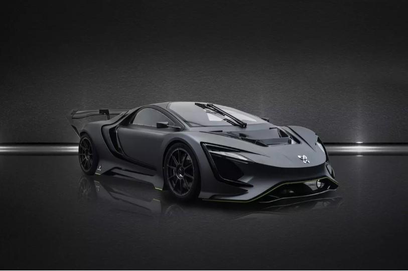 Марку Bertone возродят для выпуска электрического суперкара 1