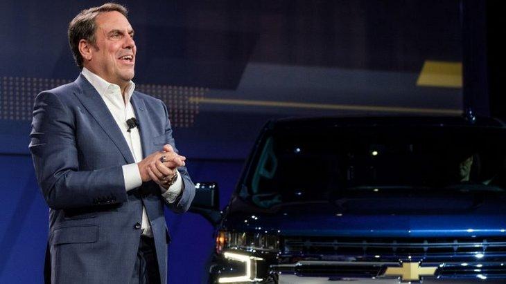 General Motors назвал имя нового президента компании 1