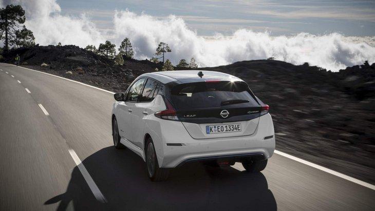 Каждый третий проданный автомобиль в Норвегии — электрокар 1