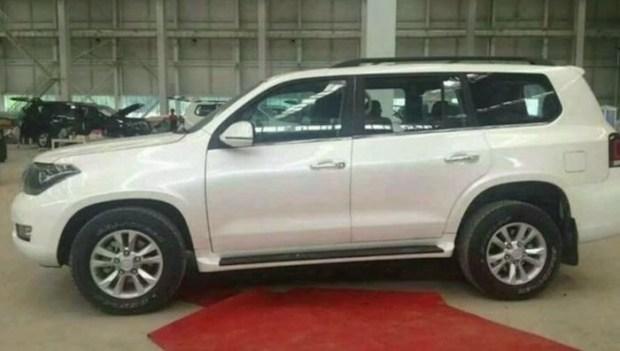 Toyota Land Cruiser 200 получила бюджетного близнеца 2