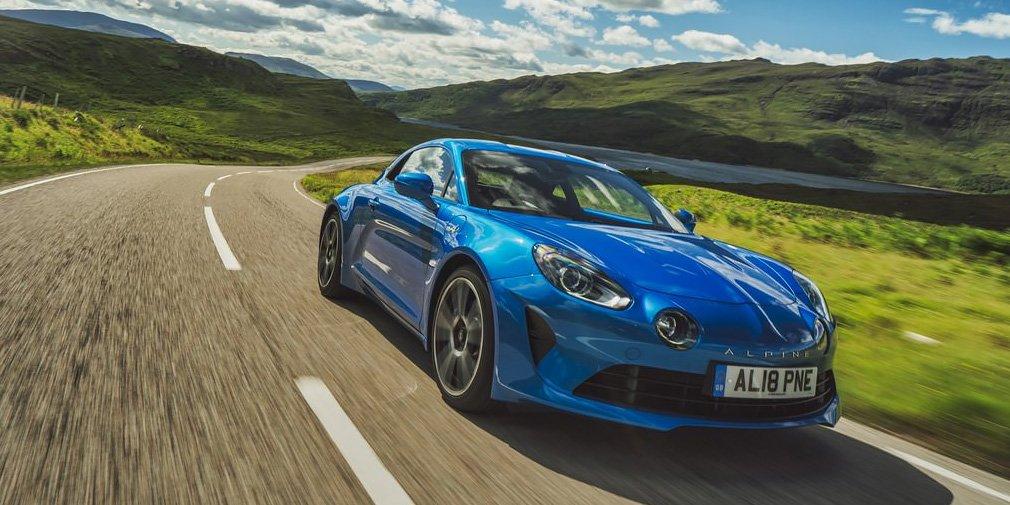 Спорткар Alpine A110 получит 300-сильную версию 1
