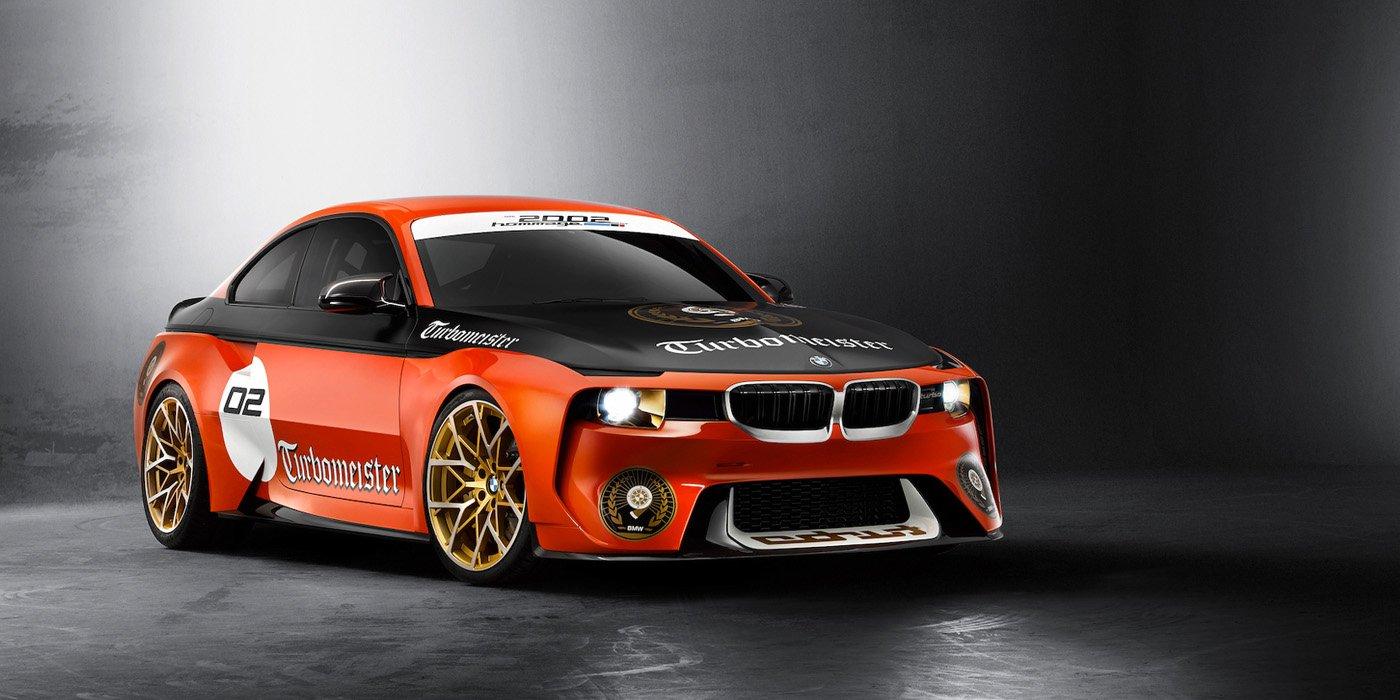 BMW разработает 700-сильный гиперкар 1