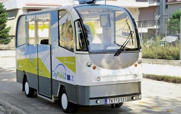 В Азербайджане запустят беспилотные автобусы 1