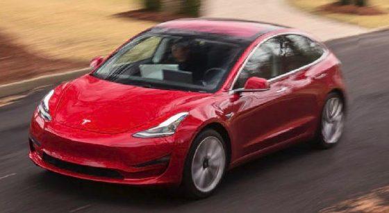 В Сети показали, какой будет Tesla Model C 1