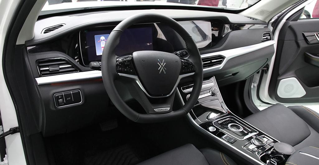 Кроссовер Dorcen G60S и электромобиль E20 стали серийными 2