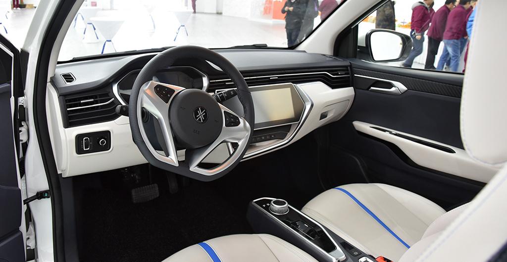 Кроссовер Dorcen G60S и электромобиль E20 стали серийными 5