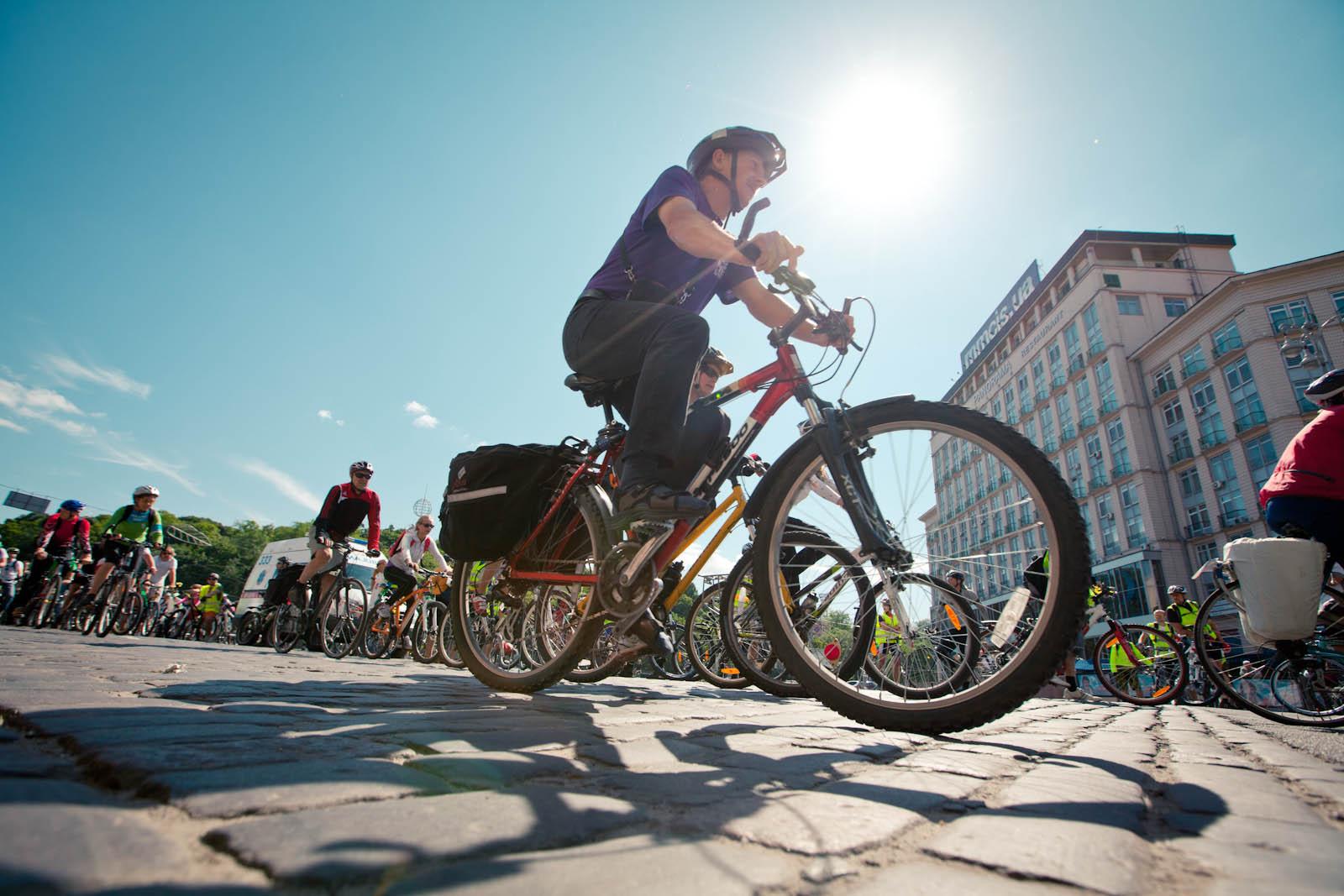 В Украине впервые появятся велосипедные госстандарты 1