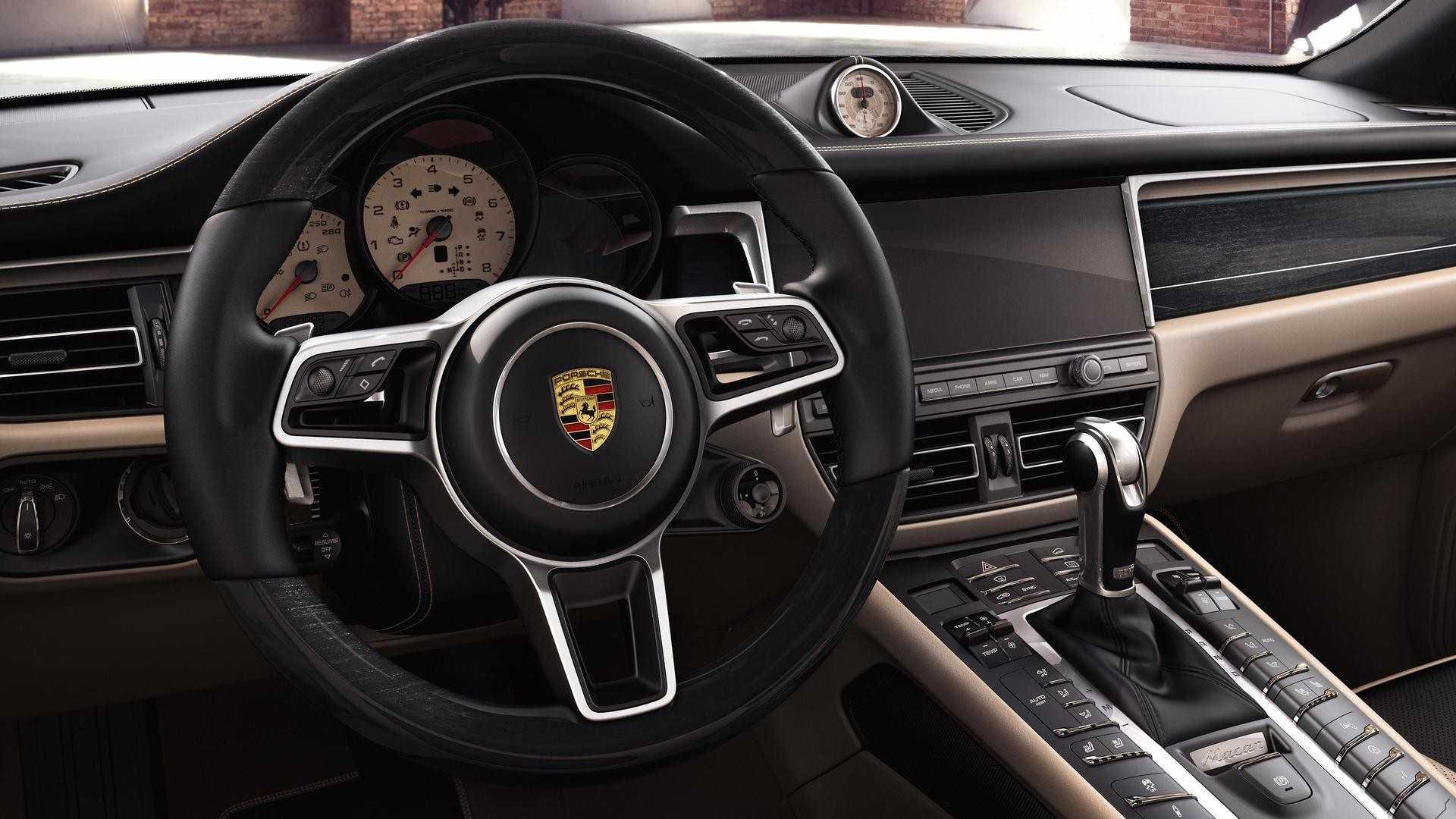 Macan S получил тюнинг от Porsche Exclusive Manufaktur 2