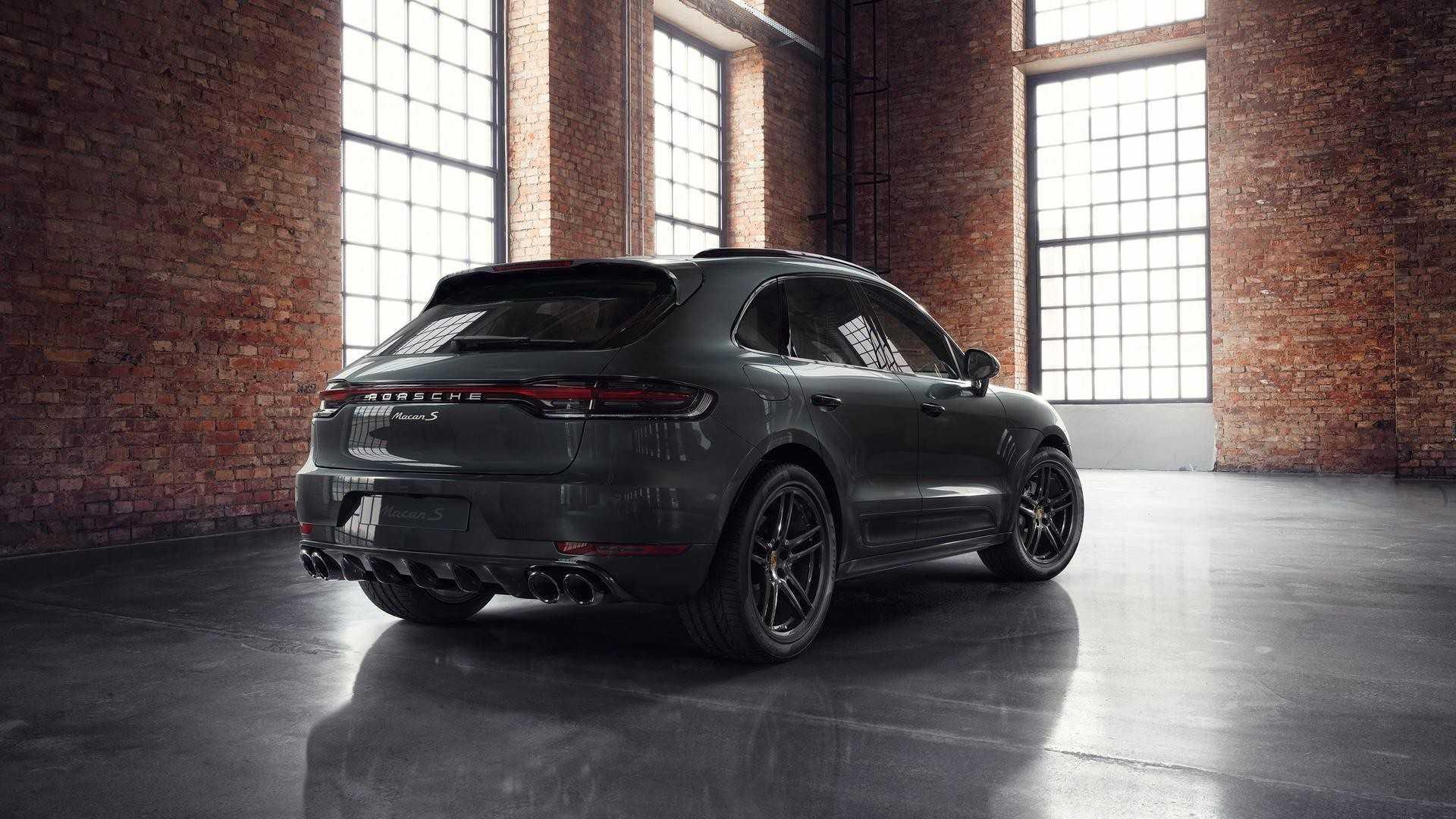 Macan S получил тюнинг от Porsche Exclusive Manufaktur 1