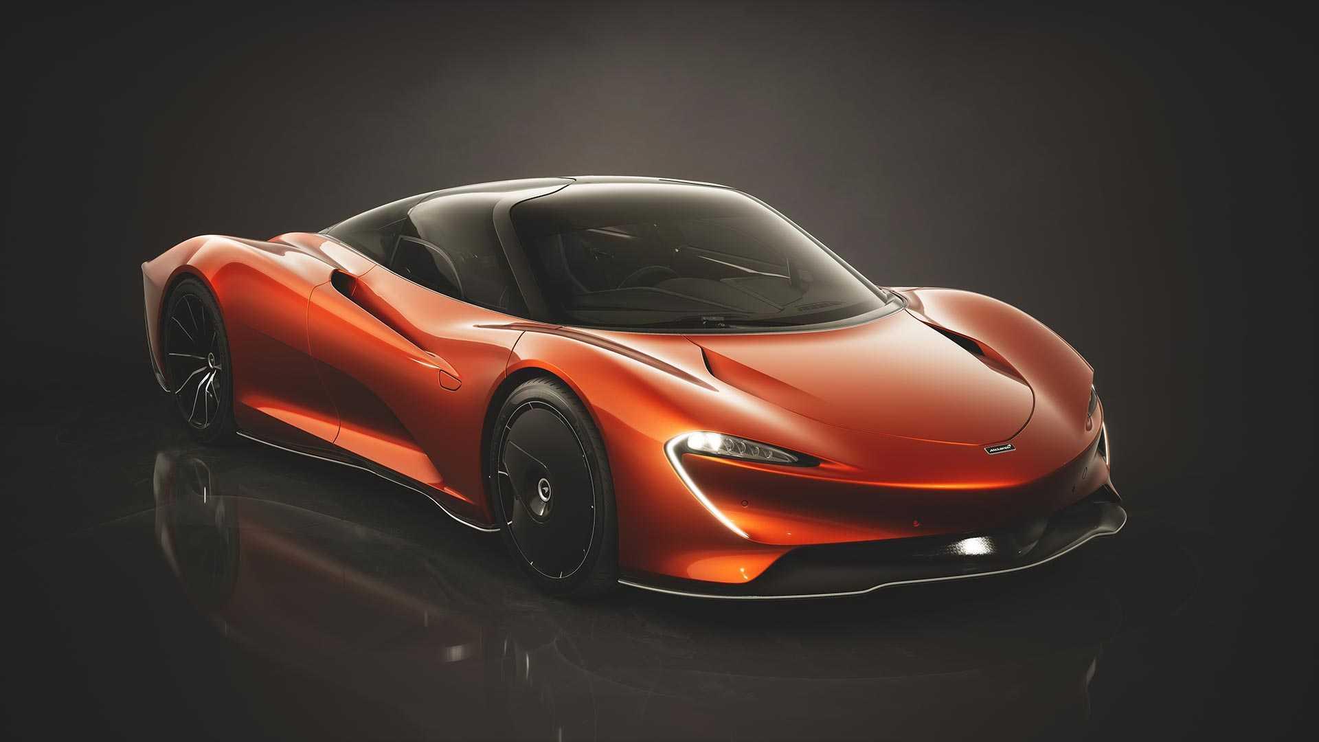 McLaren рассказал о возможностях тюнинга Speedtail 1