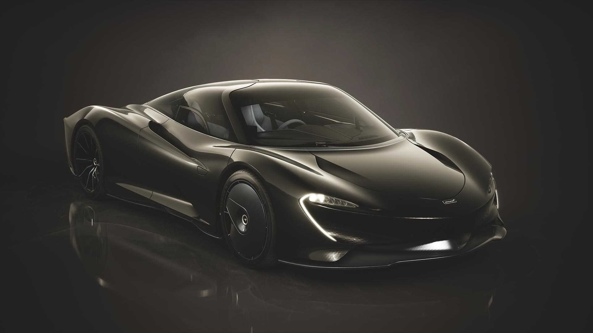 McLaren рассказал о возможностях тюнинга Speedtail 2