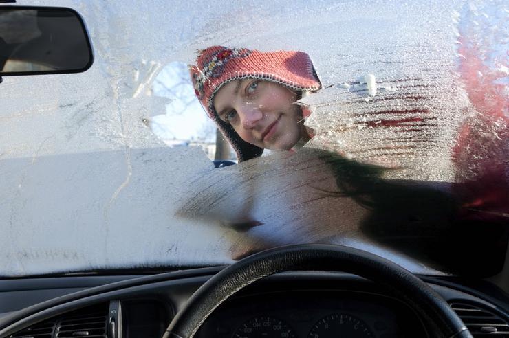 Как правильно мыть автомобиль зимой 1