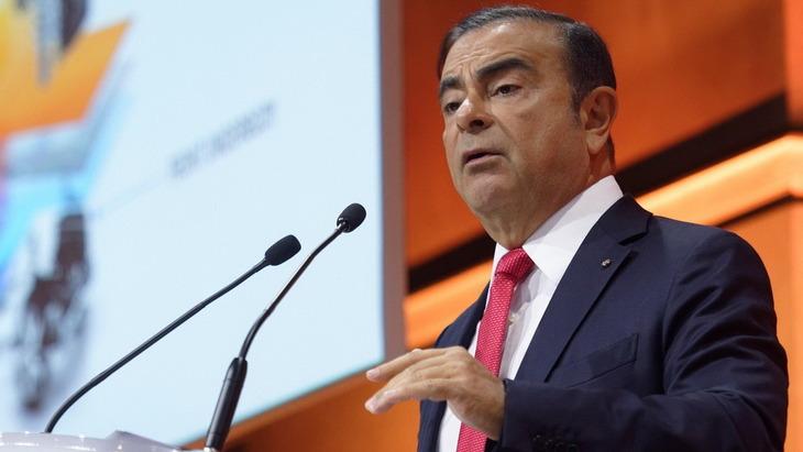 Руководителя Nissan-Renault арестовали в третий раз 1