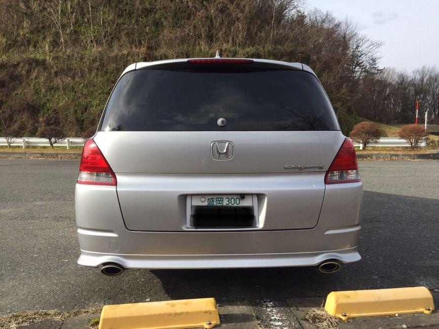 Необычный минивэн BMW на основе Honda Odyssey 2