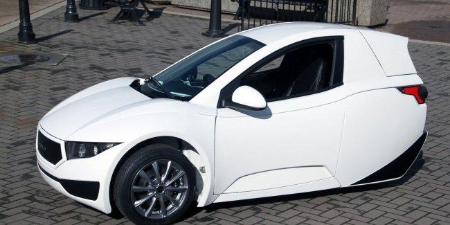 Странный трехколесный электромобиль SOLO EV вызвал неожиданный спрос у покупателей 3