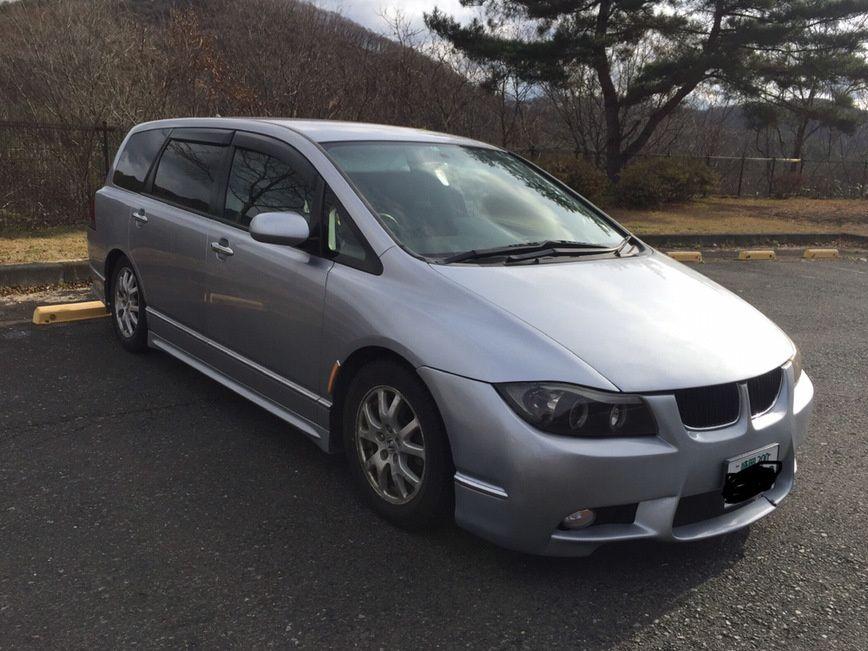 Необычный минивэн BMW на основе Honda Odyssey 1