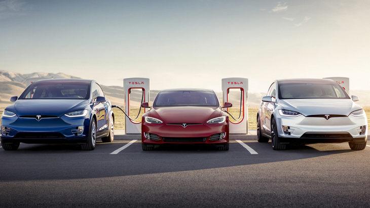 Зарядная сеть Tesla в 2019 году доберется до Украины 1