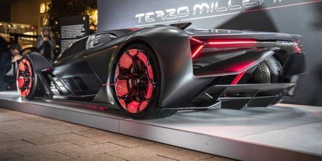 Новый гиперкар Lamborghini будет светиться в темноте 1