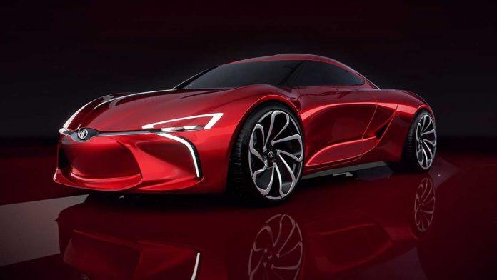 Toyota планирует возродить легендарную MR2 1
