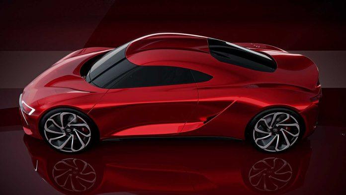 Toyota планирует возродить легендарную MR2 2