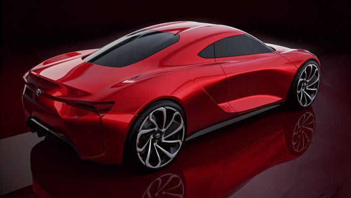 Toyota планирует возродить легендарную MR2 3