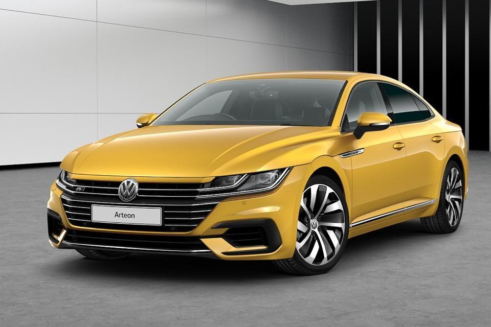 Volkswagen Arteon получил более мощный 2,0-литровый двигатель 1
