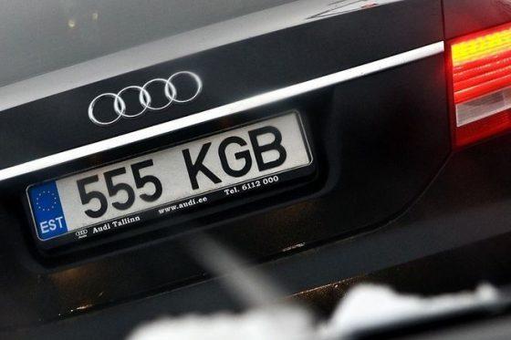 Сколько «евроблях» уже сменили номерные знаки 1