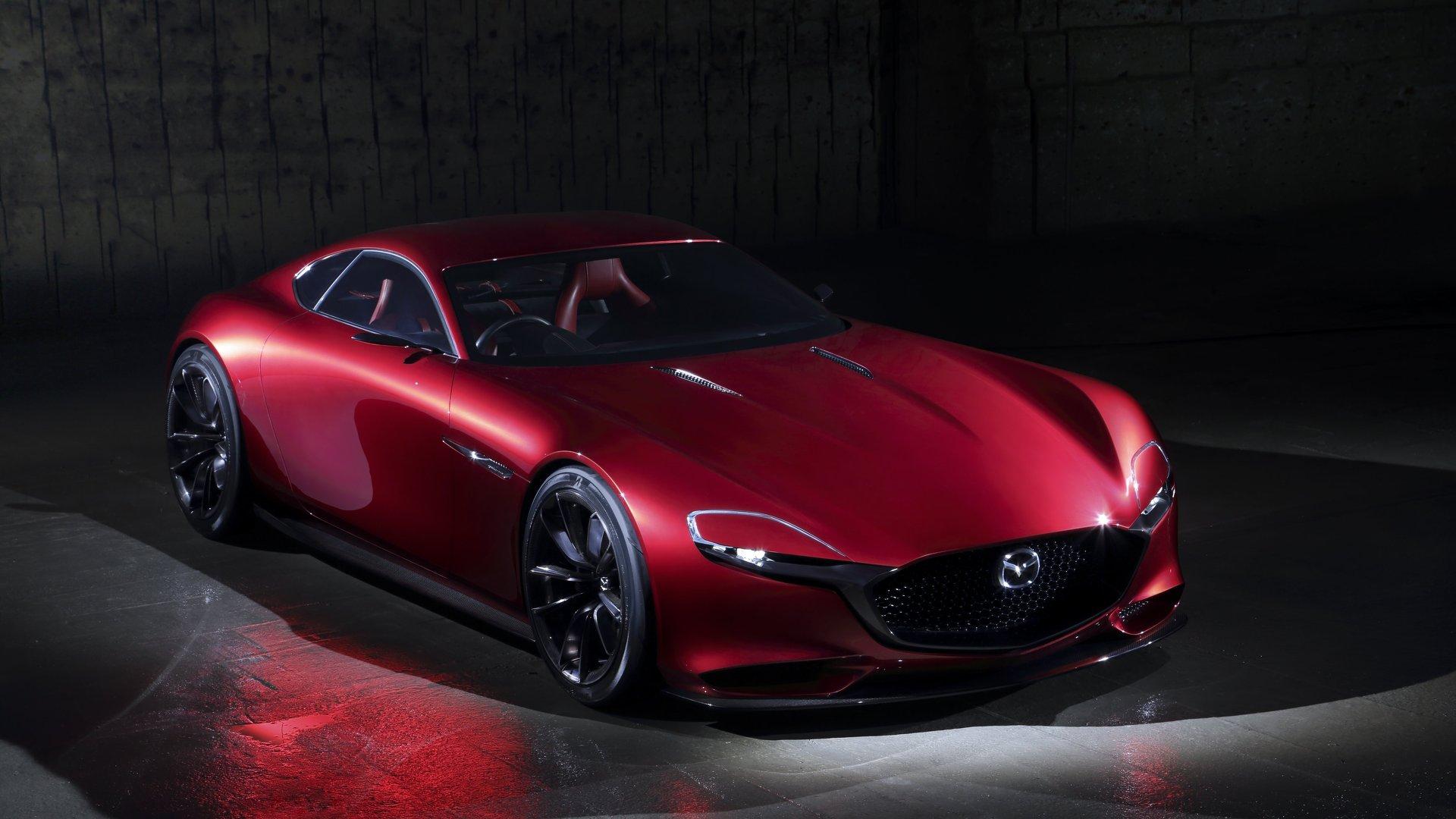 Mazda не исключила возрождения роторного спорткара 1