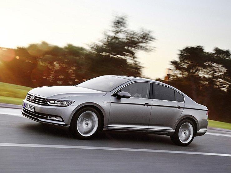 Немцы анонсировали выпуск Volkswagen Passat нового поколения 1