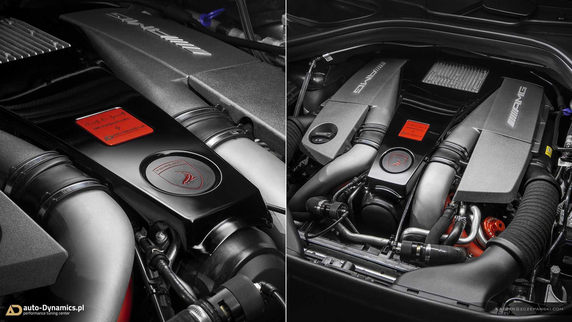 Mercedes-AMG GLE 63 S Coupe превратили в 806-сильного монстра 3