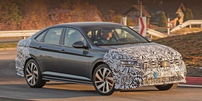 Седан Volkswagen Jetta GLI раскрыл часть своих секретов 1