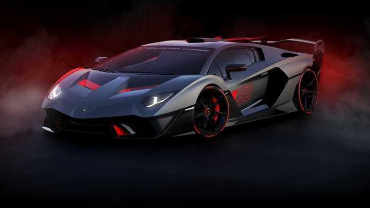 Преемник Lamborghini Aventador появится в 2020 году 1