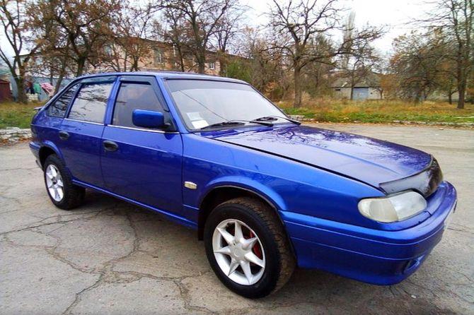 В Украине продают Москвич с кузовом ВАЗа и двигателем Audi 1