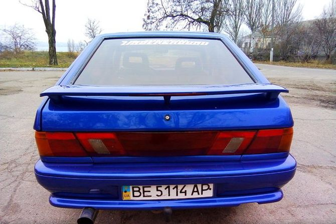 В Украине продают Москвич с кузовом ВАЗа и двигателем Audi 2