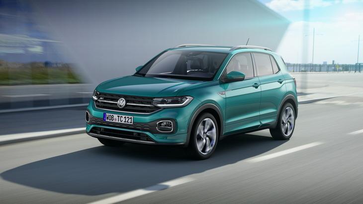 Volkswagen не планирует ставить на Т-Cross гибридные и электрические моторы 1