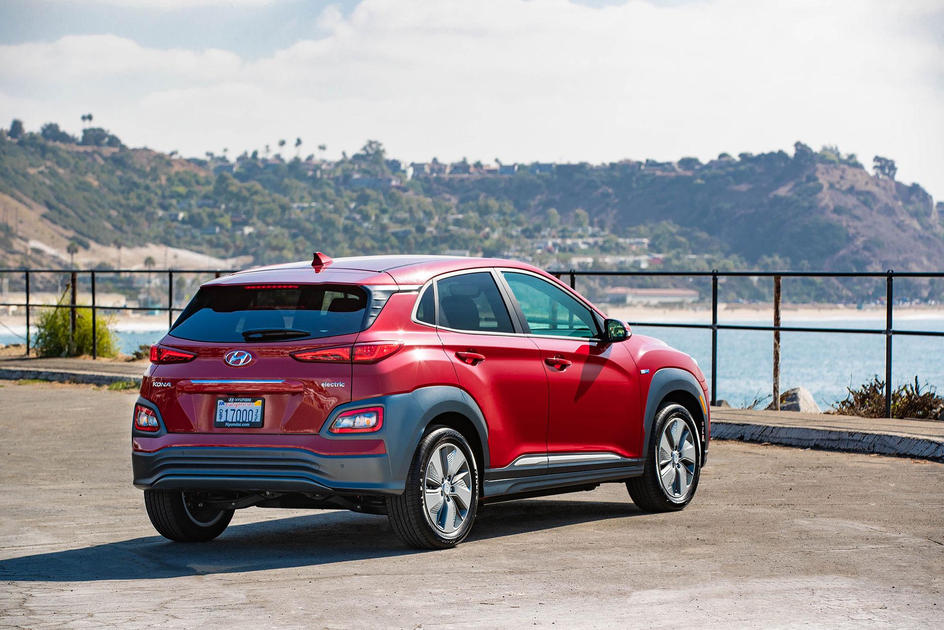 Hyundai Kona Electric приятно удивит ценником 2