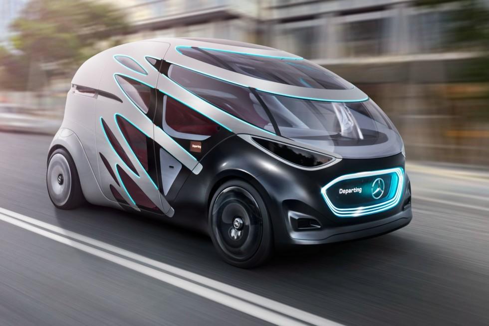 Непримиримые конкуренты BMW и Daimler готовятся к полномасштабному сотрудничеству 1