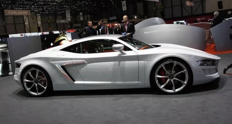 Возрожденный бренд Hispano Suiza презентует новую модель 2
