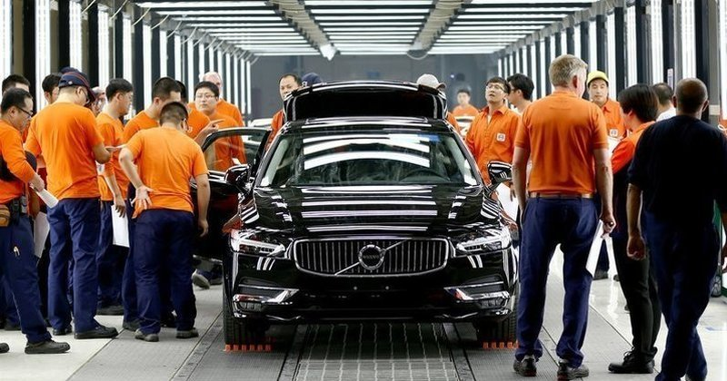 Автомобили Volvo оказались пожароопасными 1