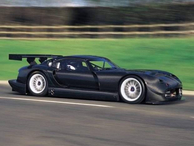 TR Supercars построила дорожную версию Speed 12 1