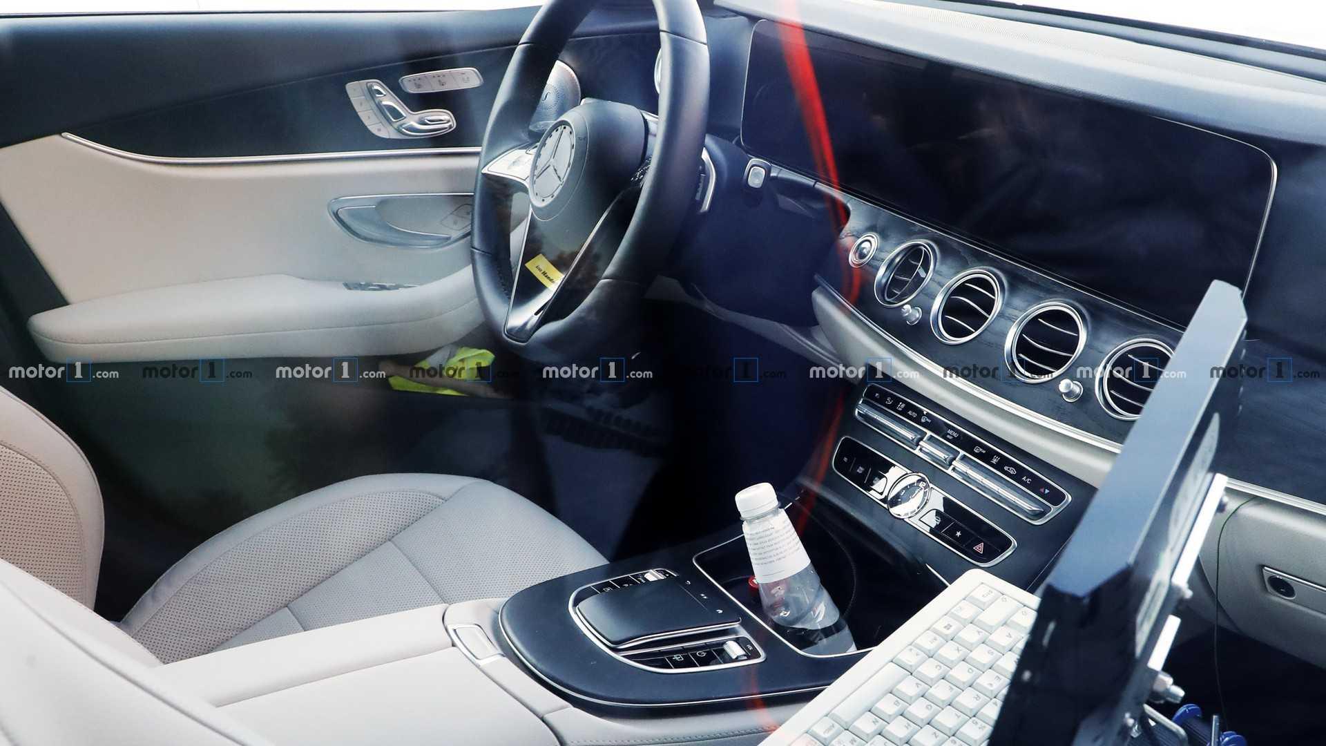 Mercedes-Benz приступил к тестам нового E-Class 3